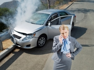 auto accident claim